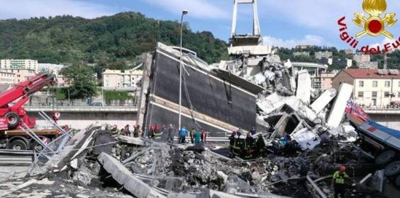 Genova un anno dopo il crollo del ponte Morandi, oggi la giornata del dolore