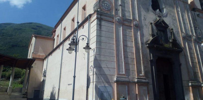 Quindici, dalla Regione ariva il contributo per la messa in sicurezza della chiesa di Santa Maria delle Grazie