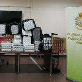 Sigarette di contrabbando: scoperti due depositi, sequestrati 21 mila pacchetti