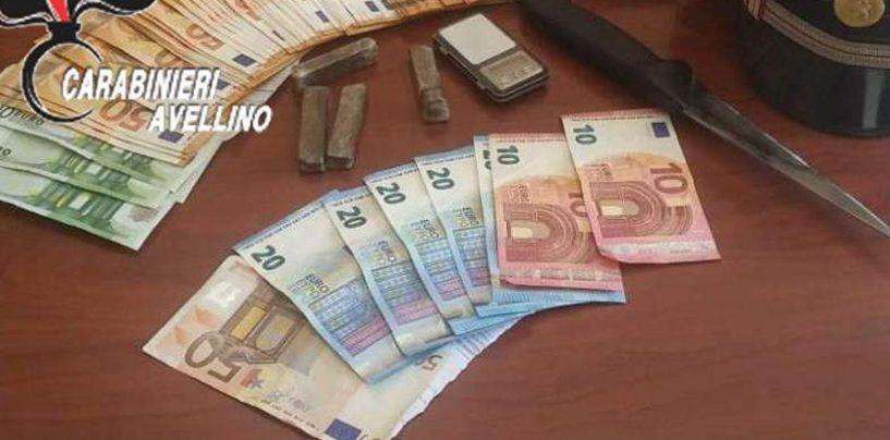 Nascondeva in casa droga e 5mila euro in contanti: arrestato 36enne