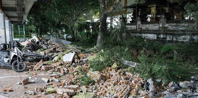 Terremoto in Indonesia, sale il numero delle vittime