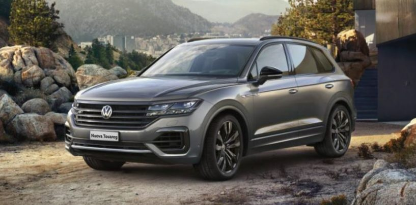 G. Benevento Finauto presenta la Nuova Volkswagen Touareg