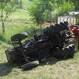 Ennesima tragedia nei campi: 45enne muore schiacciato dal trattore