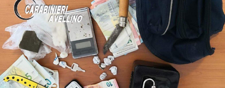Sorpreso con cocaina e hashish: arrestato 40enne