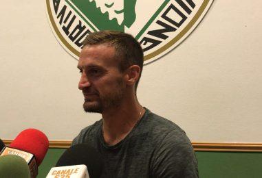 """Calcio Avellino, finalmente la coppa. Morero: """"Qui progetto serio"""""""