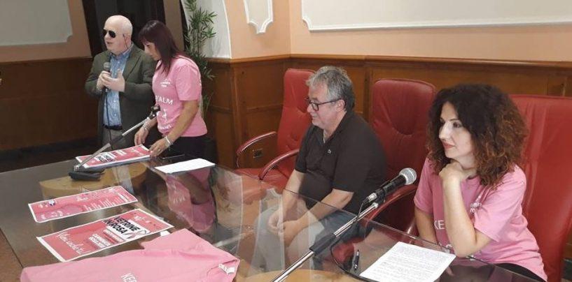 """Camminata rosa Amdos, Iannace: """"Serve più prevenzione, a rischo anche gli uomini"""""""