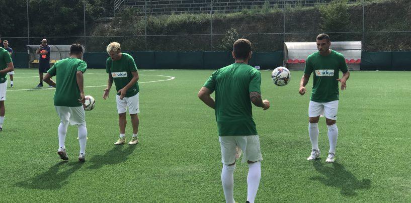 Calcio Avellino, altre due piste per l'attacco. E c'è il primo k.o.