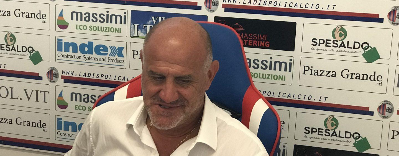 """Graziani si gode tutto: """"Bravo Avellino e De Cesare una bella sorpresa"""""""