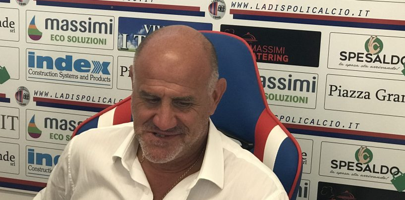 "Lupi illesi a Monterosi, Graziani sorride: ""Bravo Avellino"""