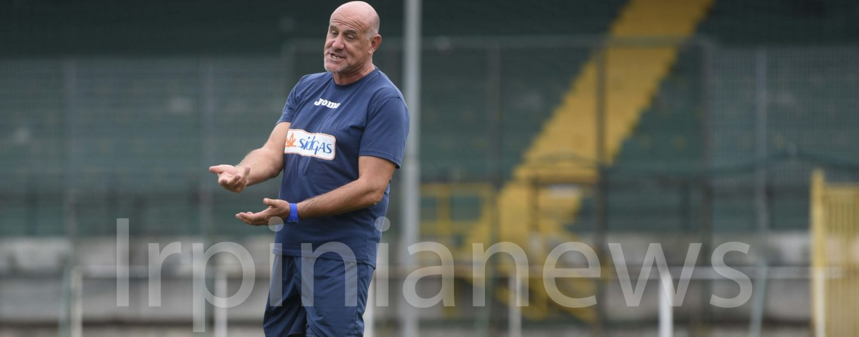 Calcio Avellino, Graziani fa le prove di tour de force