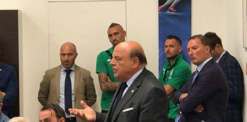 Disparità di trattamento: Taccone rivendica la Serie B