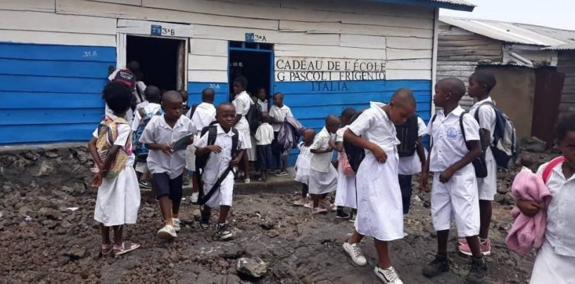 In Congo nasce la succursale dell'Istituto 'Pascoli' di Frigento