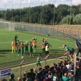 Calcio Avellino, impatto da sballo: poker a Ladispoli e festa con i tifosi