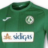 De Cesare abbraccia la storia: il logo sulle maglie del Calcio Avellino