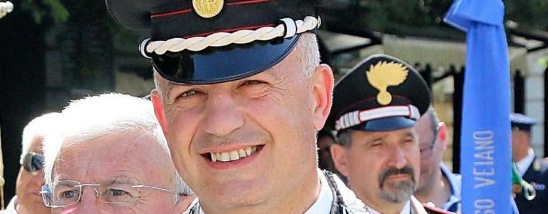 Carabinieri, il Maggiore D'Amico saluta Benevento. Dopo sei anni si trasferisce a Potenza