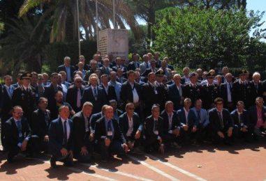 Trentennale del 140° corso, raduno degli ex Allievi Carabinieri Ausiliari