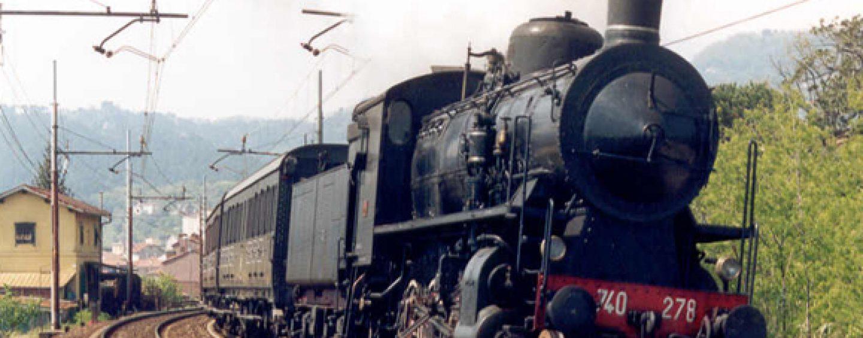 """A Benevento arriva il treno storico """"Sannio Express"""""""