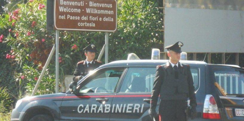 Attività anti-bracconaggio, operazione dei Carabinieri: due denunce