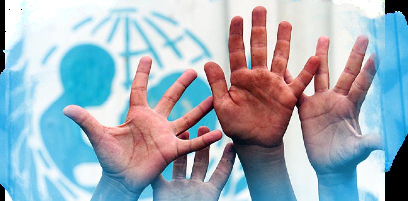 L'Unicef in 400 piazze italiane con la campagna 'Ogni bambino è vita'