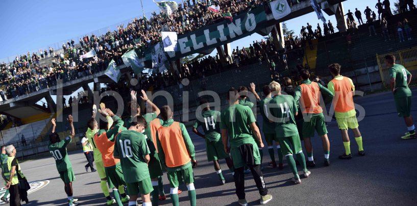 Calcio Avellino, una lezione che richiede un bagno di umiltà
