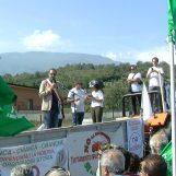 """VIDEO/ L'Irpinia si mobilita contro il biodigestore. Franco Mazza: """"E' una lezione di democrazia. Dove sono l'Ato e l'Osservatorio Rifiuti?"""""""
