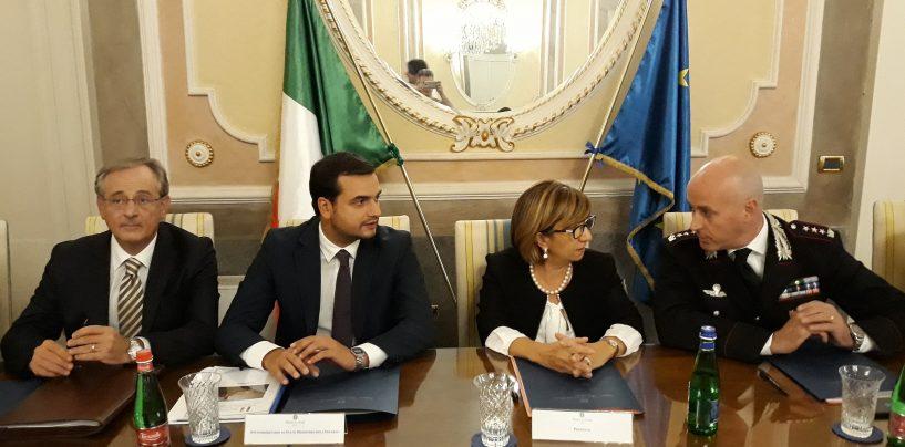 """Contrasto alla camorra in Irpinia, Sibilia: """"Pronti a potenziare le forze dell'ordine"""""""