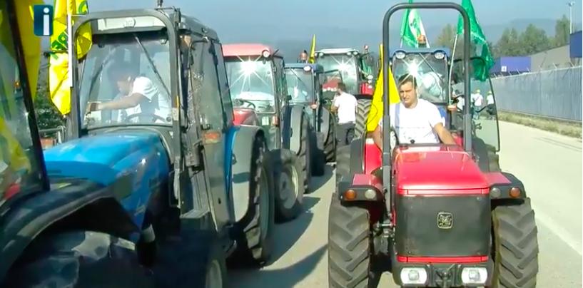 """A Caposele la Giornata del Ringraziamento, Coldiretti: """"Previsti 1.500 agricoltori, 100 trattori e ospiti istituzionali"""""""
