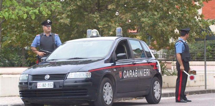 Scontro tra auto e moto: il centauro era positivo al test anti-droga