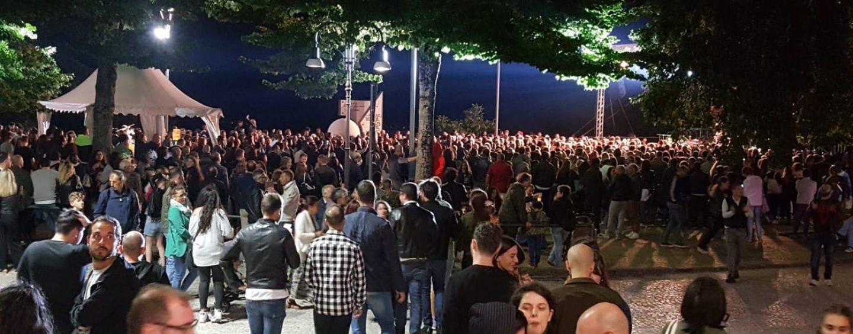 Bagno di folla a Summonte per Sentieri Mediterranei, successo nel primo giorno di kermesse