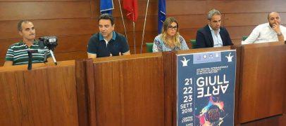 VIDEO/ Ecco Giullarte: ad Atripalda week-end tra arte, spettacoli e gastronomia