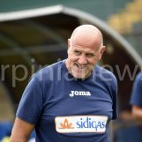 Calcio Avellino, riuscito l'intervento all'occhio a mister Graziani