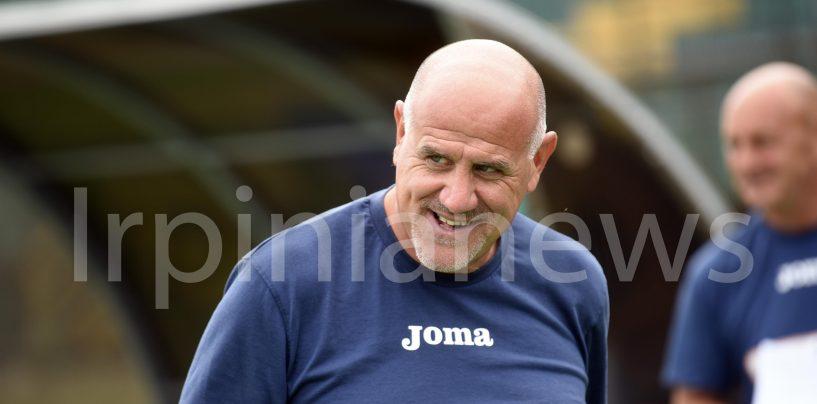 Calcio Avellino, Graziani torna e pensa al turnover