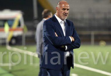 """Calcio Avellino, Graziani mastica amaro: """"Che fastidio uscire dalla coppa"""""""
