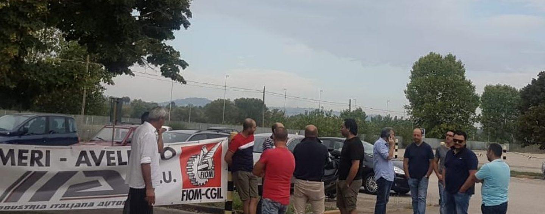 """Ex Irisbus, scatta lo sciopero dei lavoratori: """"Ora basta, vogliamo chiarezza"""""""