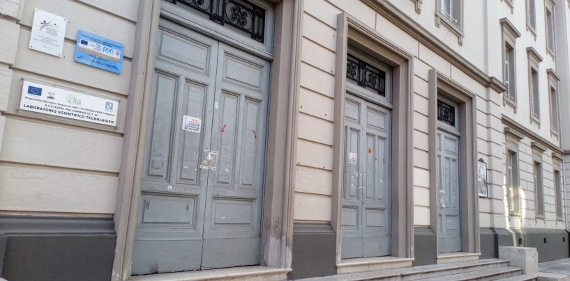 """Rebus Liceo """"Mancini"""", confronto al Circolo della Stampa"""