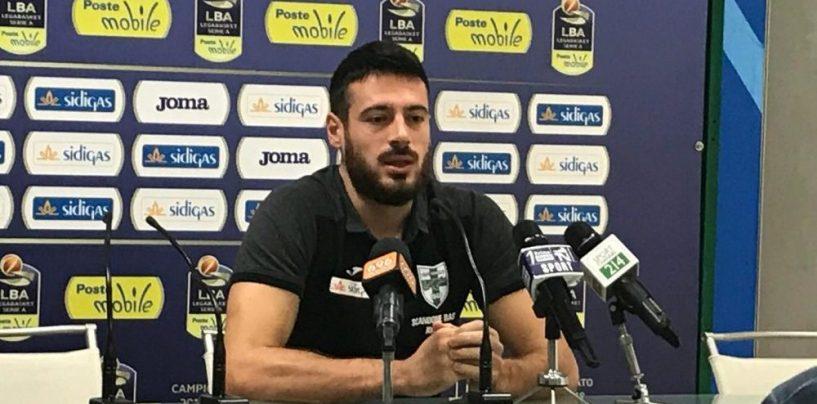 """D'Ercole svela la nuova Sidigas: """"Corsa in attacco e intensità in difesa. Spero che il Del Mauro sia pronto al più presto"""""""
