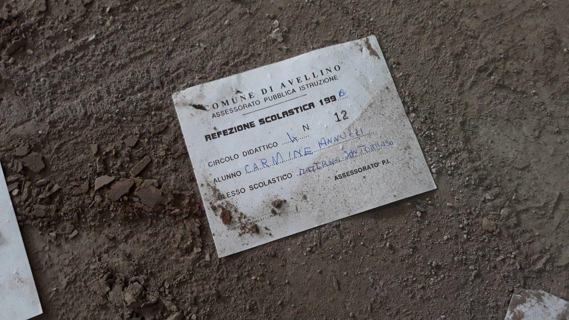 """La storia di Avellino buttata nel Mercatone, Massaro: """"Lì dentro è raccontata la nostra città"""""""