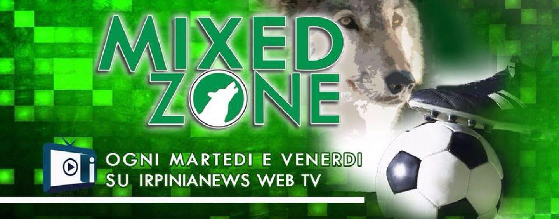 Si riparte: torna Mixed Zone sulla Web TV di Irpinianews