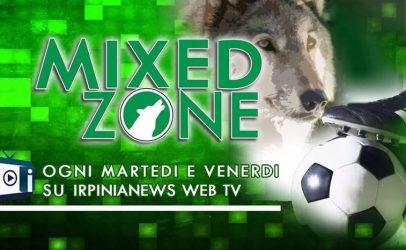 VIDEO/ Il Calcio Avellino è un treno in corsa: segui la diretta di Mixed Zone