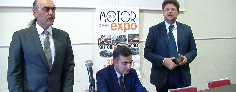 """Ariano scalda i motori per il Sud Motor Expo: """"Passato, presente e futuro della mobilità"""""""