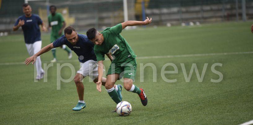 Calcio Avellino-Equipe Campania: gli scatti del 6-3 al Partenio-Lombardi