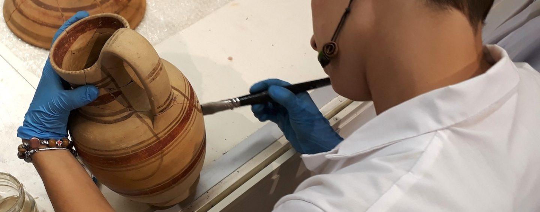 Giornate Europee del Patrimonio, laboratorio di restauro a Bisaccia