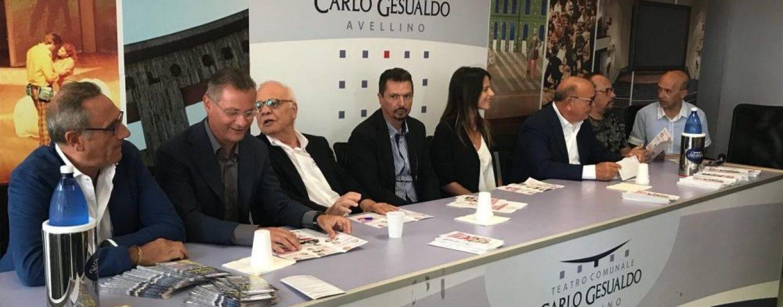 """Casagrande e Rivieccio per il battesimo comico del Gesualdo: """"Con Avellino legame particolare"""""""