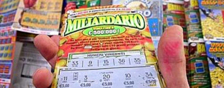 La Fortuna bacia Atripalda: vincita da 500mila euro