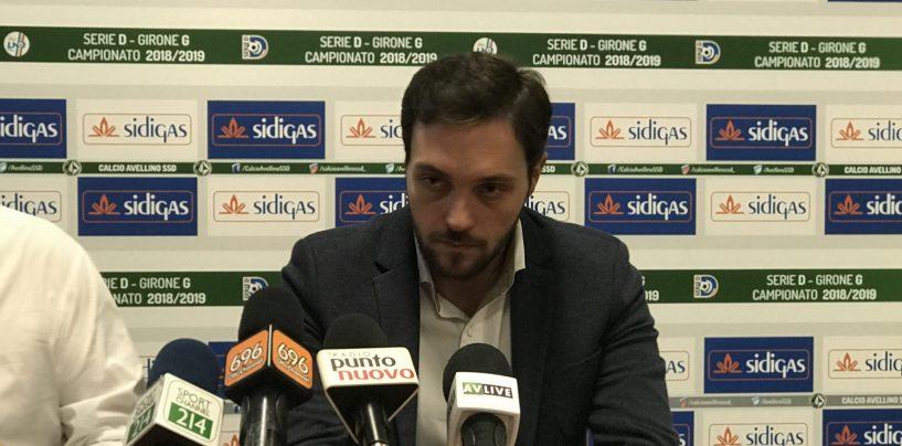 Calciomercato Avellino, Musa al lavoro tra arrivi e partenze