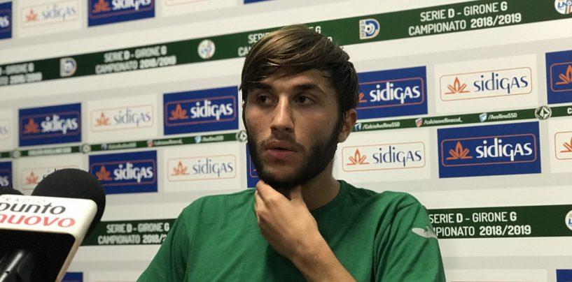 """L'Avellino capolista è tornato in campo. Tribuzzi: """"Primi con merito"""""""