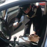 Sorpreso dai Carabinieri in possesso di hashish: 30enne nei guai