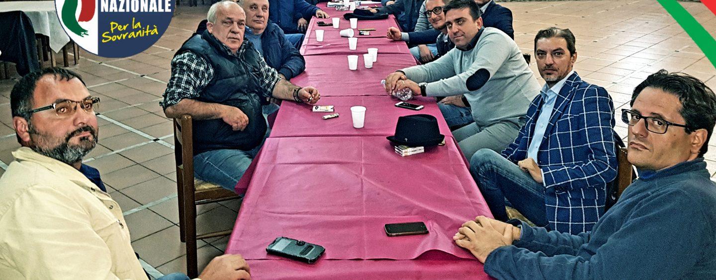 """Provinciali, il Movimento per la Sovranità al fianco di """"Prima gli irpini"""""""