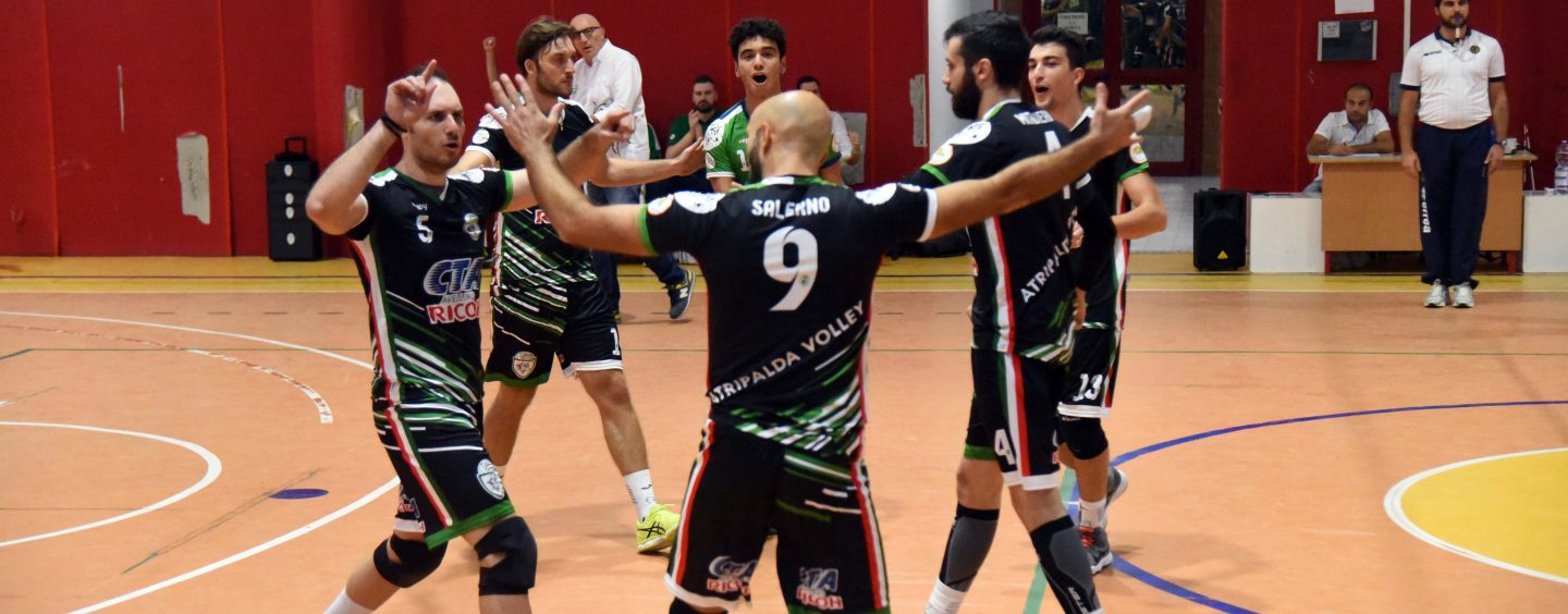 Atripalda Volleyball, esordio vincente: Cimitile piegata al tie-break