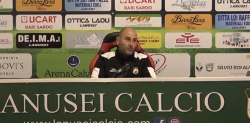 Avellino-Lanusei è già iniziata: scintille a distanza tra i due tecnici